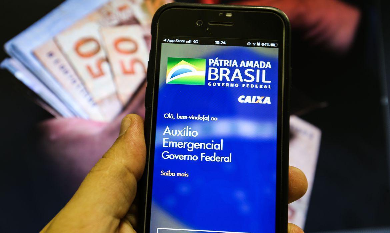 Auxílio emergencial é creditado para nascidos em dezembro