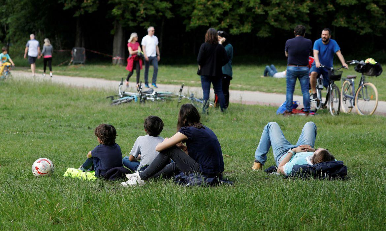 França tem 35,8 mil novos casos de covid-19