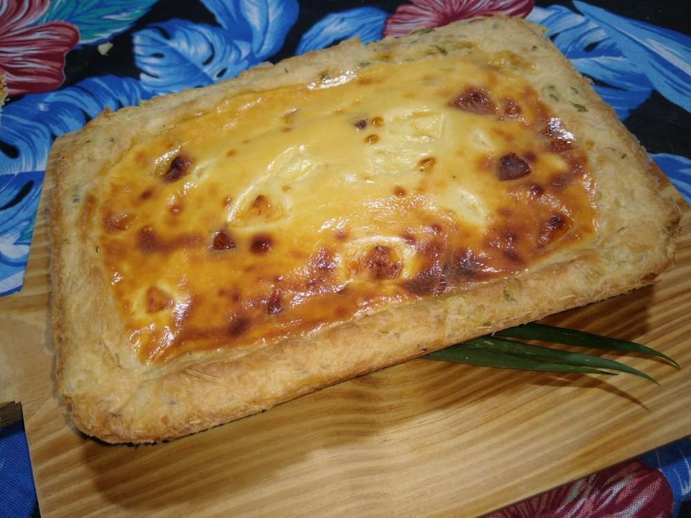 Aprenda receita de torta de macaxeira com queijos tradicionais no sertão