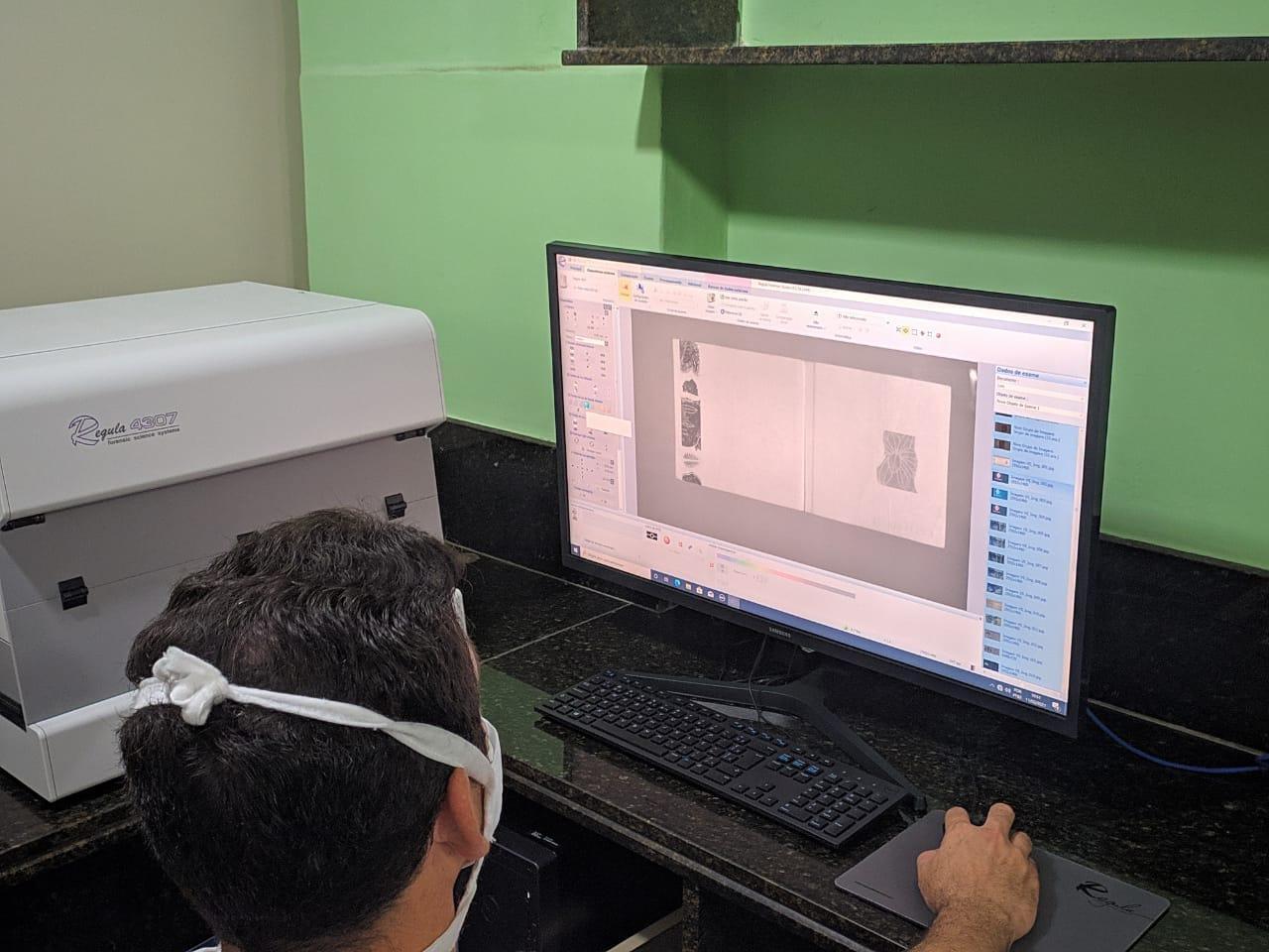 Itep adquire equipamento para identificar fraudes em documentos