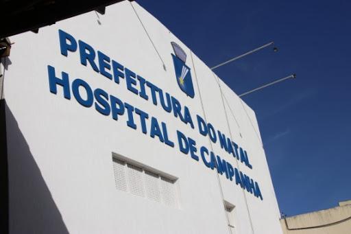 Prefeito anuncia abertura de 20 leitos no Hospital de Campanha de Natal