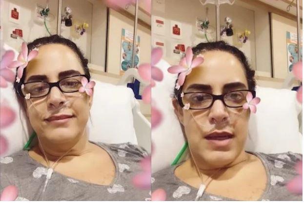 """Com Covid-19, Silvia Abravanel é internada: """"Implorando por ar"""""""