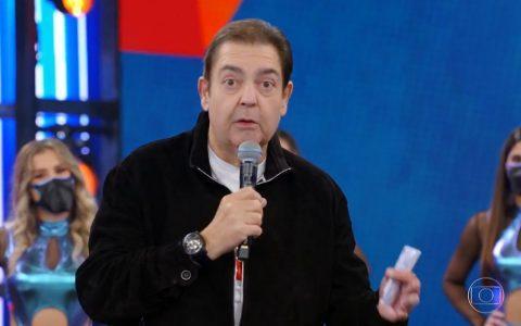 De saída da Globo, Fausto Silva fecha contrato com a Band