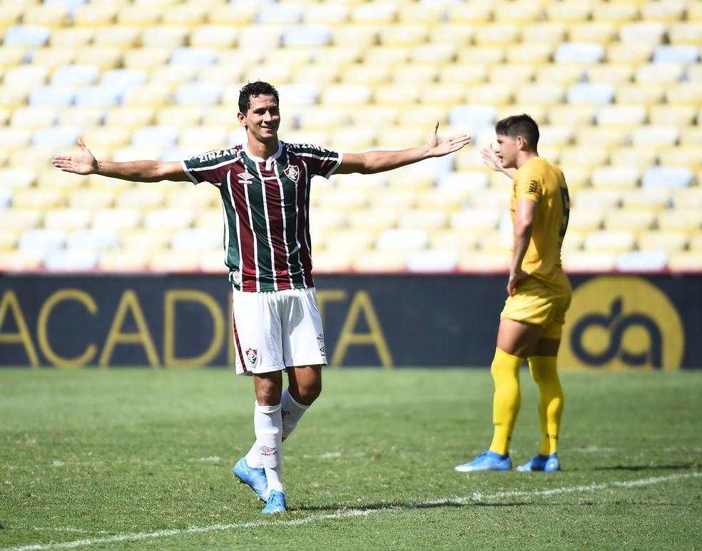 Fora contra River, Ganso marca em goleada sobre Madureira e diz: