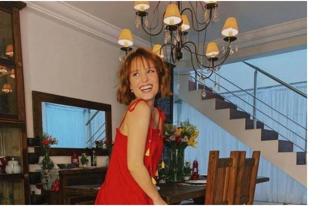 Larissa Manoela fala, pela primeira vez, sobre novela na Globo