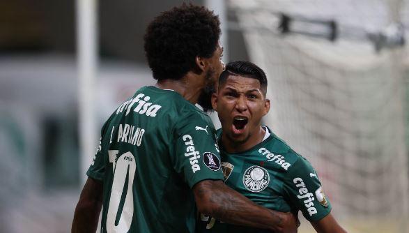 Palmeiras, Flamengo, Inter e Atlético-MG vencem na Libertadores