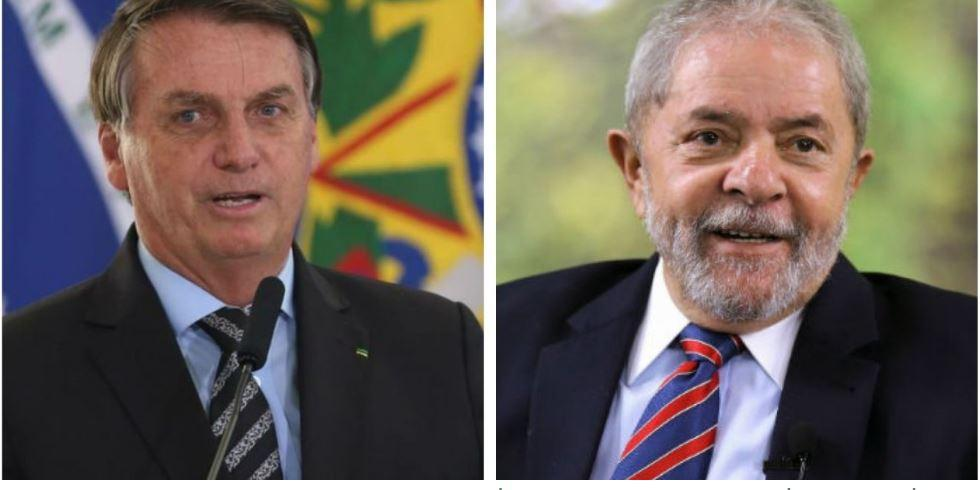 Pesquisa mostra que Lula amplia vantagem sobre Bolsonaro na corrida presidencial
