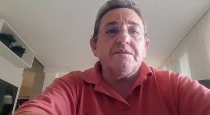 PREFEITO DE GEORGINO AVELINO, ANTÔNIO FREIRE TESTA POSITIVO PARA COVID-19