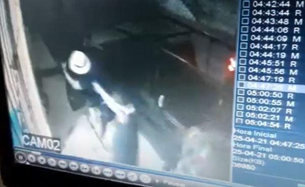 [Vídeo] Policial civil é morto com tiro na cabeça em São José de Mipibu