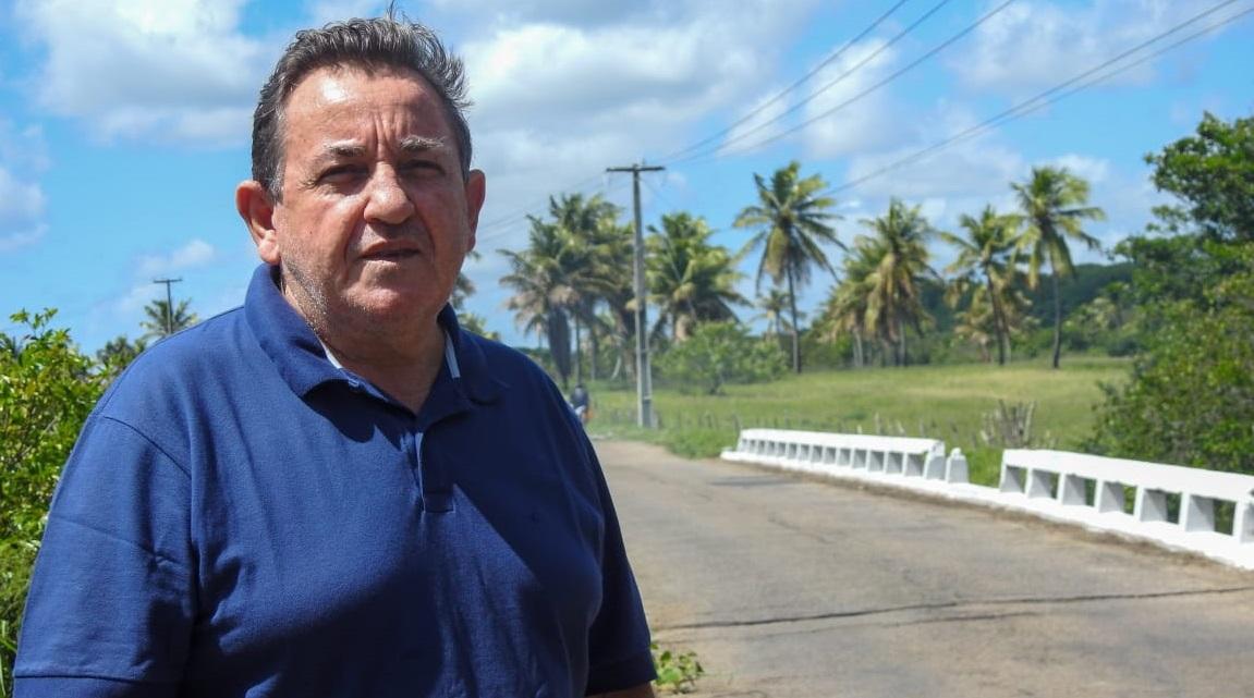 Diminuição de funcionários, planejamentos, e pandemia; Veja quais foram as primeiras prioridades da gestão do prefeito de Georgino Avelino Antônio Freire