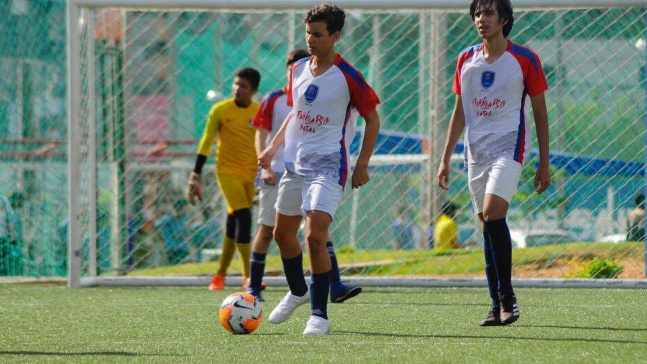 Escola de futebol de Natal lança programa de intercâmbio para jovens