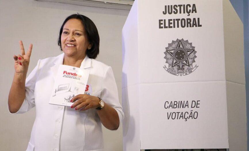 Fátima Bezerra lidera pesquisa, consolida favoritismo e deve ser reeleita governadora do RN em 2022; CONFIRA