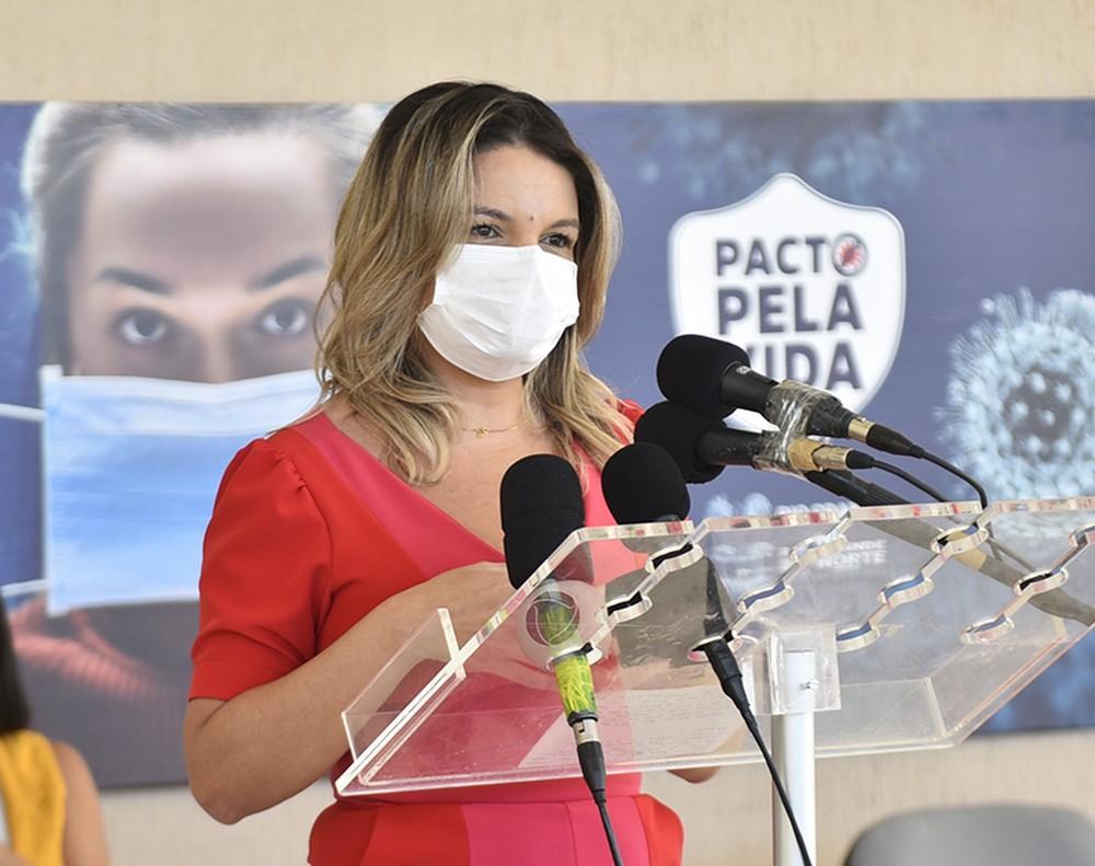 Sesap prevê pactuação para vacinação de pessoas abaixo dos 60 anos no RN 'ainda nesta semana'